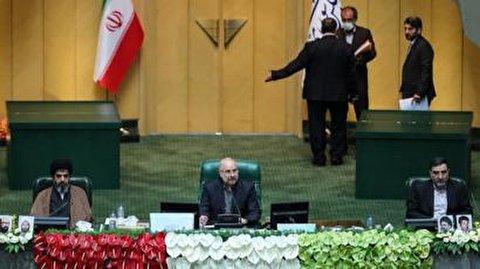 سخنان قالیباف پس از انتخاب به ریاست مجلس