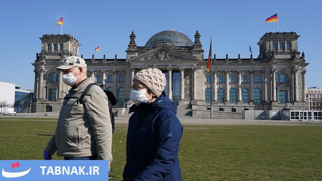 تاثیر منفی کرونا بر اقتصاد آلمان