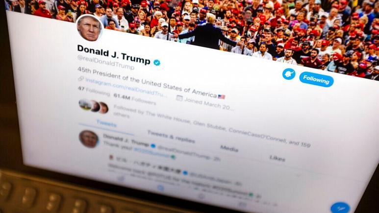 جنگ ترامپ با توییتر همزمان با تشدید خشونت ها در مینیاپولیس بالا گرفت!