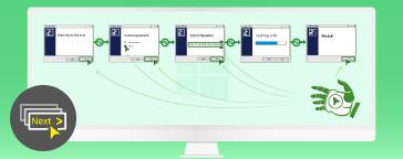 معرفی یک نرم افزار ربات ساز، برای کلیک و تایپ خودکار در ویندوز و صفحات وب