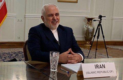 سخنرانی ظریف در شورای امنیت سازمان ملل