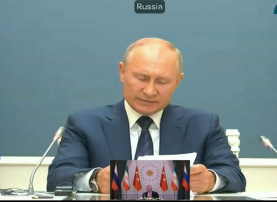 بیانیه مشترک روسای جمهور ایران، روسیه و ترکیه در مورد سوریه