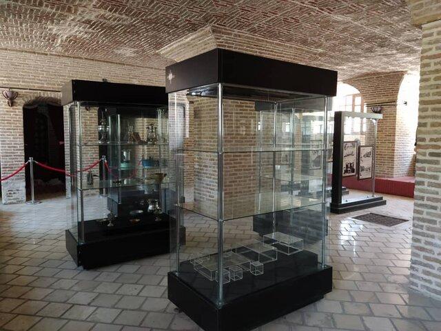 دزد، موزه مردمشناسی را جارو کرد