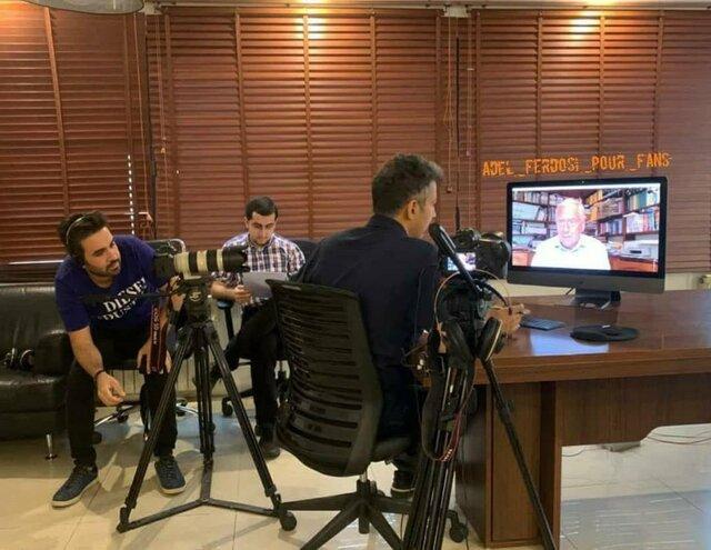 بازگشت فردوسی پور به صفحه تلویزیون ساعت ۲۲ امشب