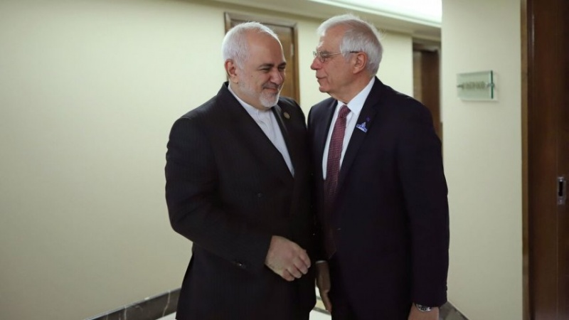 افشاگری ظریف علیه اروپا و پاسخ مقامات اروپایی به نامه وزیر خارجه ایران!