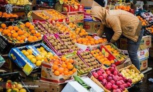 چند کیلوگرم میوه با ۱۰۰ هزار تومان میشود، خرید؟