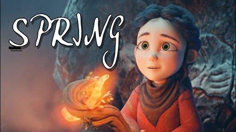 انیمیشن کوتاه بهار