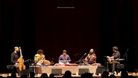 زیر آسمان موسیقی هند