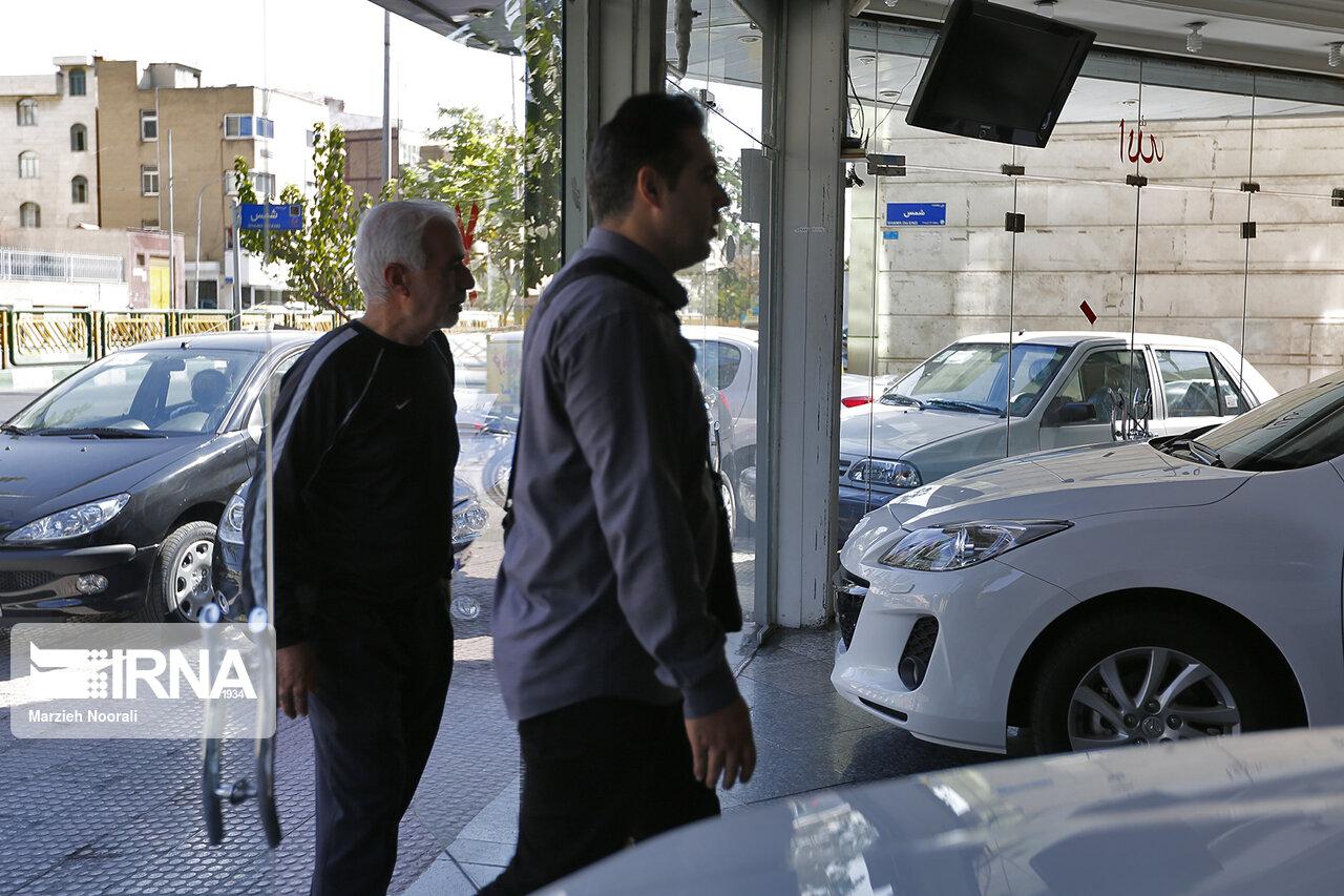 شرایط دریافت وام ودیعه مستاجران اعلام شد/ ۹۳هزار خودروی ناقص کف پارکینگ خودروسازان/ جدیدترین قیمتها در بازار خودرو/ صادقی نیارکی: قیمت هر خودروی داخلی ۱۰هزار دلار/ اوج گیری تورم روسیه به ۳.۲ درصد!