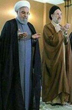 افشای پاسخ روحانی به خاتمی درباره وزارت کشور و وزارتخانههای مهم!/ مردم به امثال پزشکیان و عارف رأی نمیدهند/ موسوی خوئینیها میگفت نمیگذارند کار کنم!