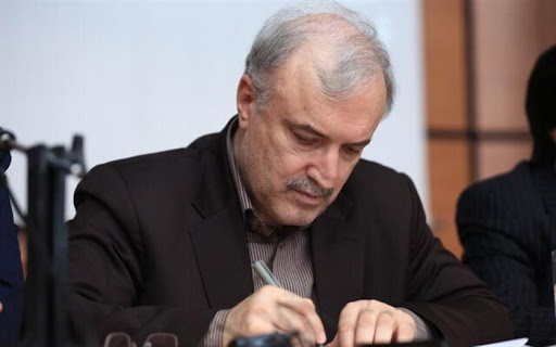 وزیر بهداشت طی نامهای خطاب به رهبر انقلاب: دیری نخواهد پایید که مردم با سلامتی کنار هم زندگی کنند