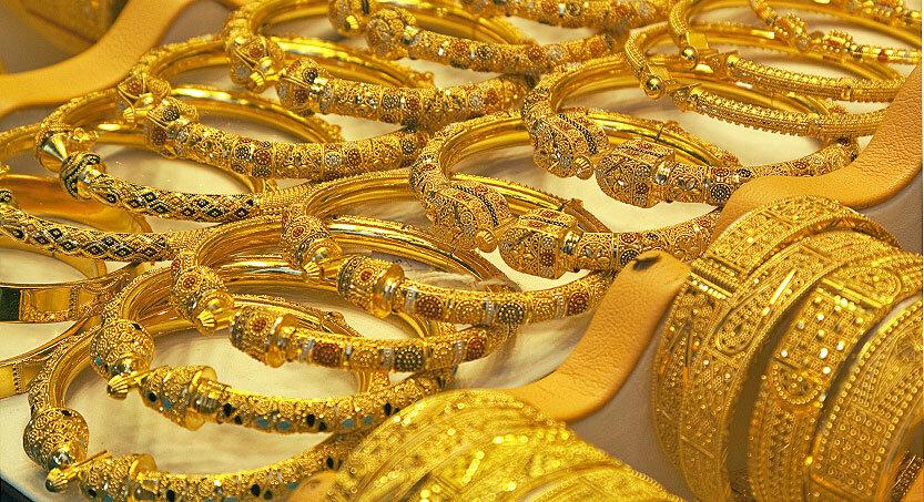 سکه و طلا رکورد زد