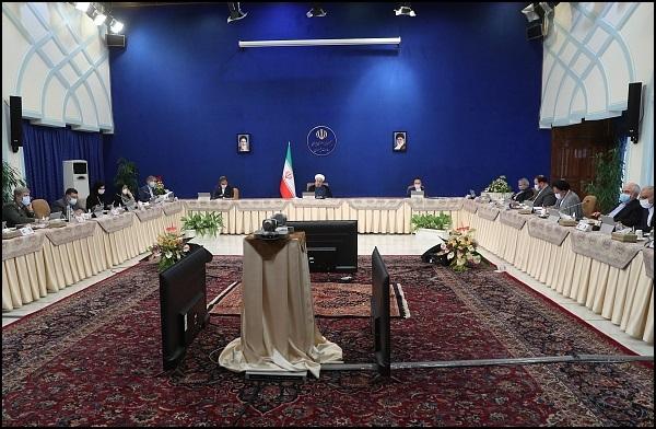 ایران کشوری صلح طلب است/ آزمون مهمی پیش روی اروپاییهاست/ مقصر اصلی مشکلات برجام قانونشکنان آمریکا هستند/  سه قوه باید برای نوکری مردم مسابقه بگذارند نه کارهای دیگر!