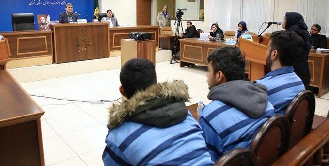 توقف حکم ۳ مجرم اعدامی با دستور رئیسی