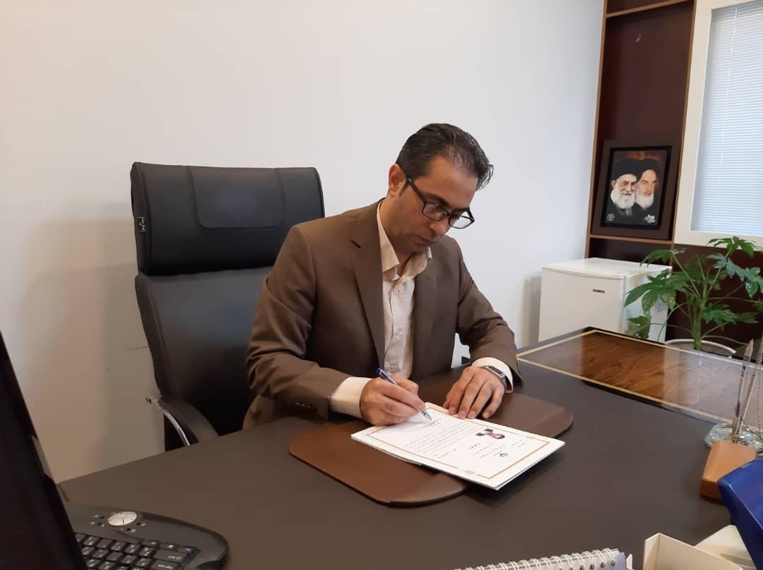 تعیین اعضای هیئت مدیره اتاق اصناف شهرستان پردیس