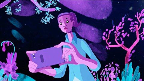 انیمیشن کوتاه جنگل مسحور
