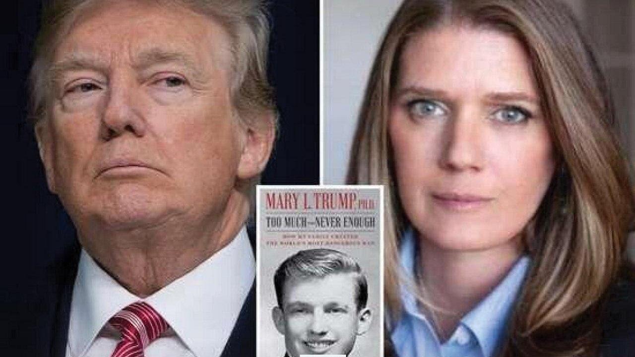 فروش یک میلیونی نسخه ای کتاب افشاگرانه برادرزاده ترامپ