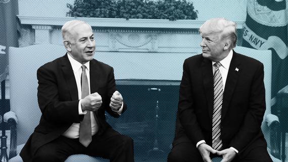 تقلای جدید نتانیاهو برای هل دادن ترامپ به سمت درگیری با ایران!