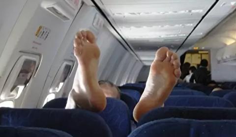 آداب مسافرت از طریق پرواز با هواپیما