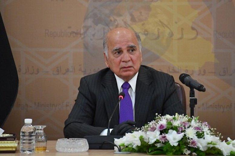 تهران و ریاض نخستین مقصدهای سفر وزیر خارجه عراق