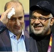 ملاقات تاج با حبیب کاشانی؛ تشکیل ائتلاف برای انتخابات فوتبال یا کاهش تبعات قرارداد ویلموتس