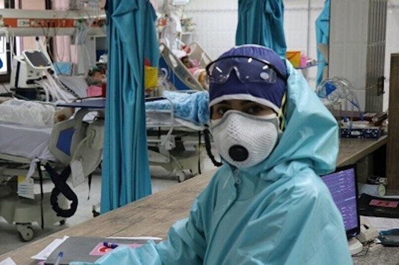 ابتلای ۱۰۰ پرستار در استان زنجان به کرونا