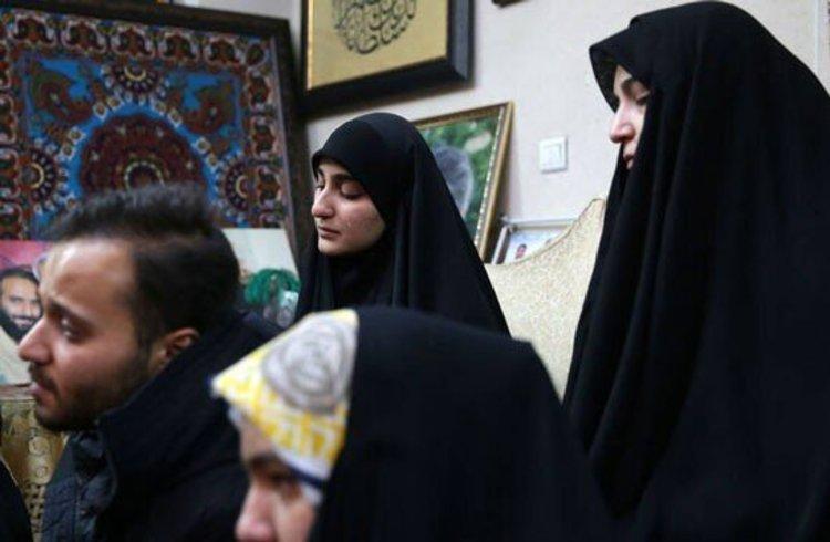 ازدواج زینب سلیمانی با فرزند مقام ارشد حزب الله