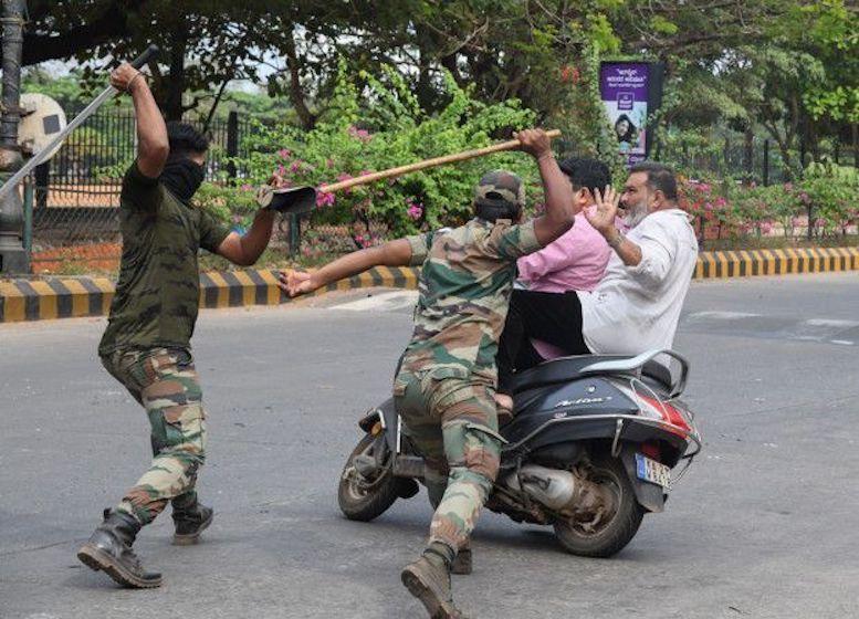 افزایش اعتراضات به خشونت پلیس هند