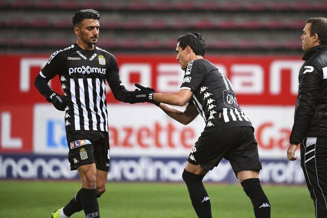 لژیونر فوتبال ایران در بلژیک کرونا گرفت