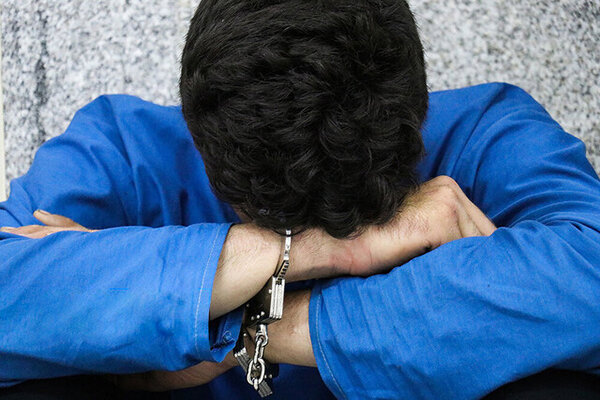 سارق مُرده در کردستان دستگیر شد