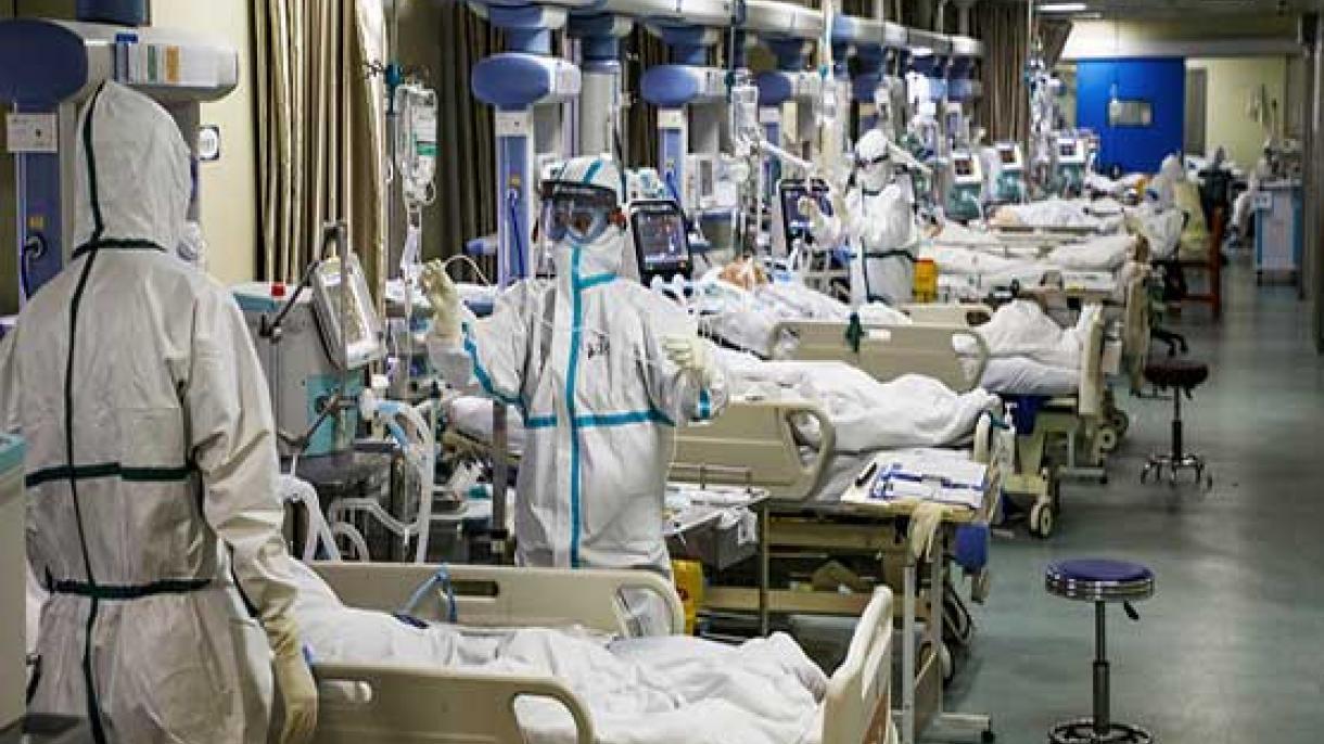 توصیه عجیب بیمارستان آمریکایی به بیماران کرونایی