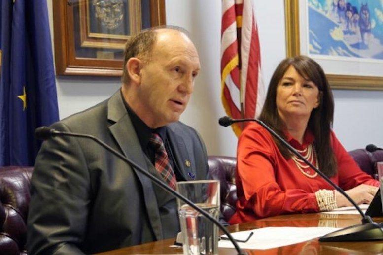 مرگ قانونگذار جمهوریخواه در سانحه هوایی در آلاسکا