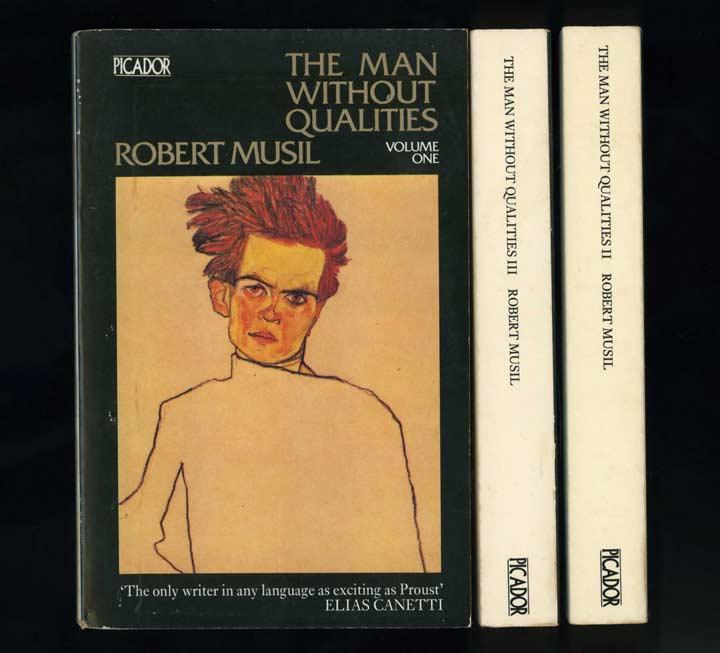 مرد بدون خاصیت یکی از طولانی ترین رمان های جهان