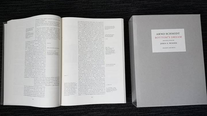 رویای تکه کاغذها یکی از طولانی ترین رمان های جهان