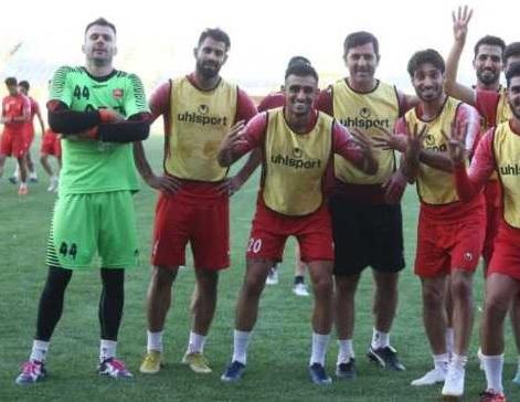 پرسپولیس با شش امتیاز منفی در آغاز لیگ بیستم