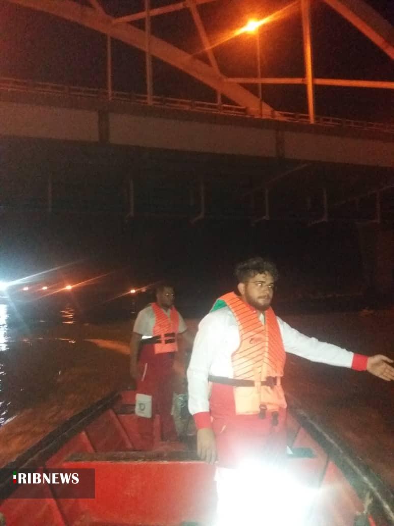 نجات کوهنورد مصدوم در اندیکا