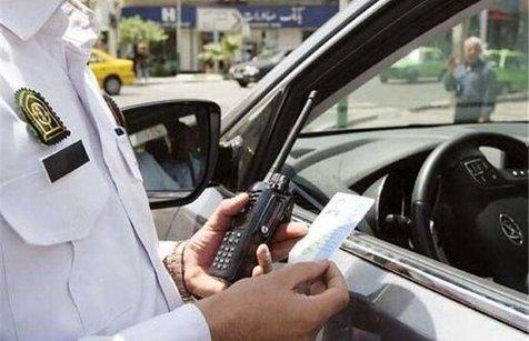 مخالفت ناجا با افزایش هرگونه جریمه رانندگی