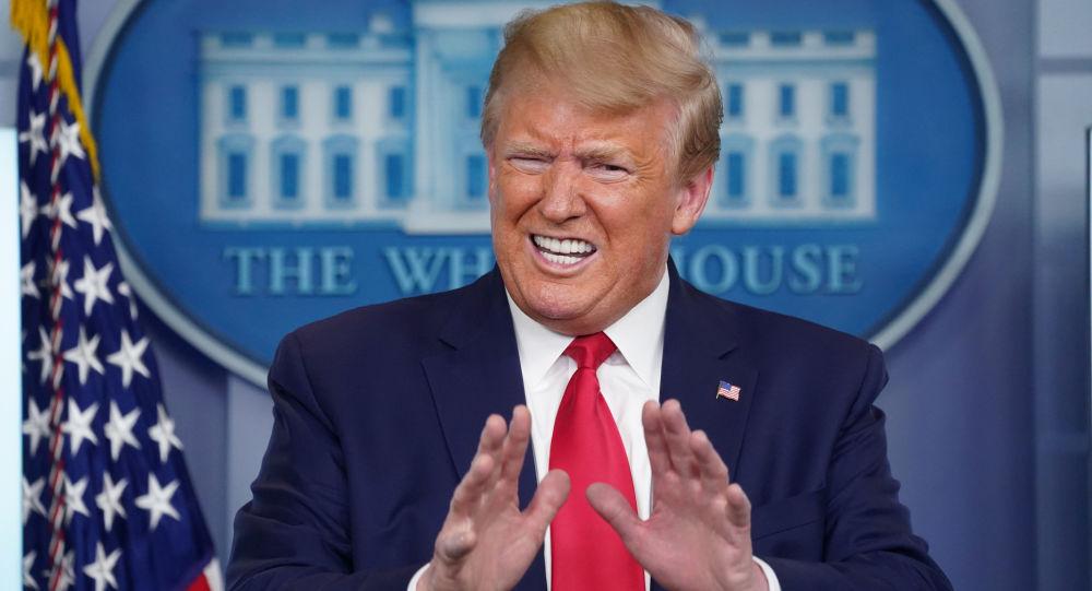 ترامپ، چین را مسئول بیکاری در آمریکا دانست