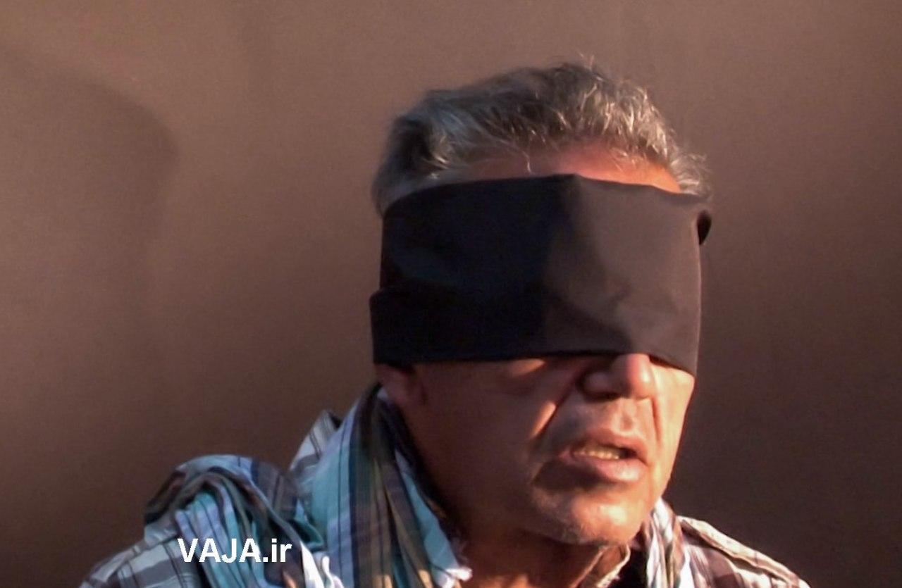 نخستین تصویر سرکرده گروهک «تندر» پس از دستگیری