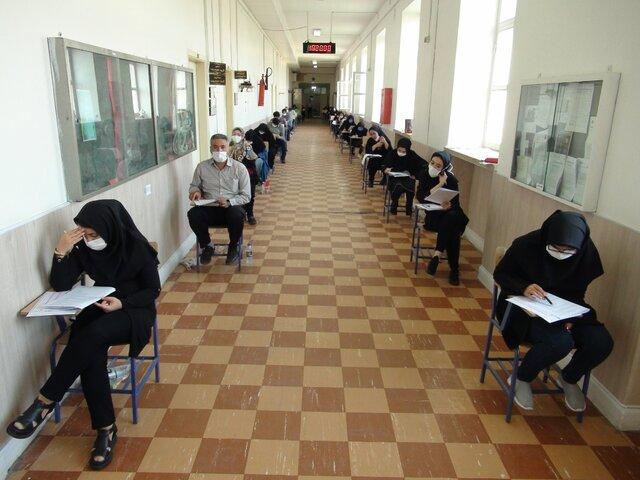 غیبت بیش از ۲۰۰۰ داوطلب در دومین روز آزمون دکتری