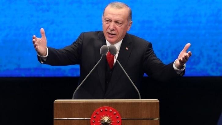 اردوغان: ترکیه منبع امید تمامی مظلومان جهان شده