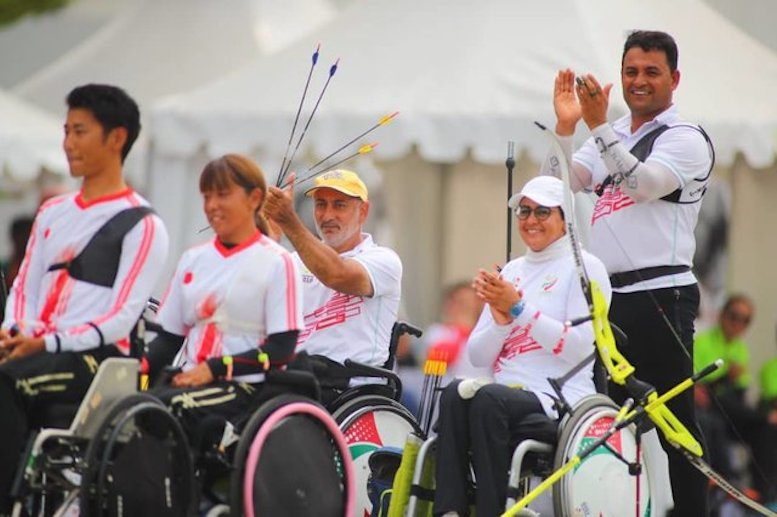 به ورزشکاران پارالمپیکی پاداش داده میشود