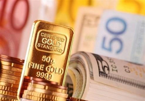 کاهش قیمت طلا و ارز امروز ۹۹/۰۵/۱۲