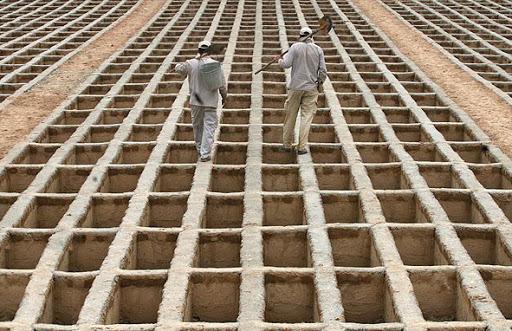 ۱.۵ متر قبر: ۳۰۰ میلیون تومان