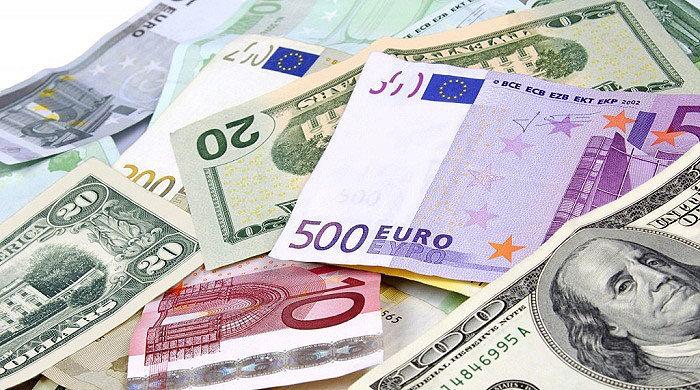 قیمت دلار و یورو در بازار امروز دوشنبه ۱۳ مرداد ۹۹