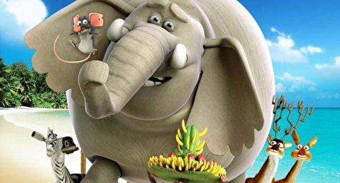سکانسهایی از انیمیشن سینمایی فیلشاه