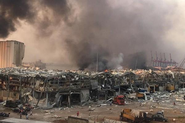 واکنشهای بین المللی به انفجار مرگبار بیروت/اعلام حالت فوق العاده به مدت دو هفته در بیروت/ حمله به کاروان لجستیک ارتش آمریکا در جنوب عراق/ تمرین نظامی نیروهای آمریکایی در نزدیکی مرزهای سوریه، عراق و اردن