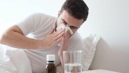 تاثیر سرماخوردگی معمولی در ابتلا به کرونا