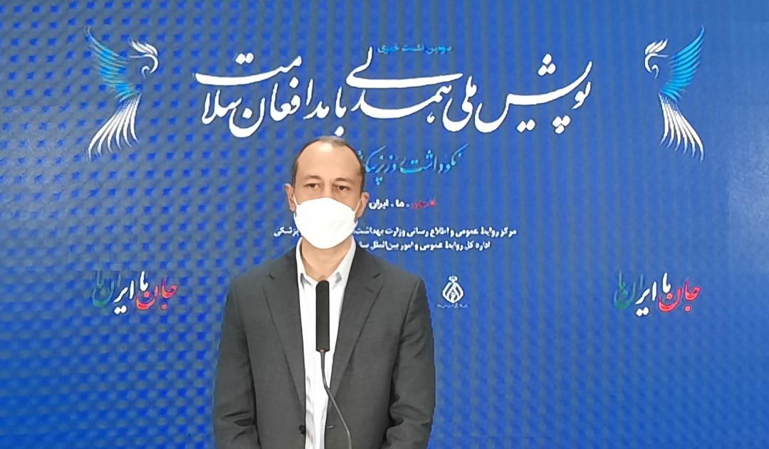 بیماران بدحال کرونا در بیمارستانها افزایش یافته/ هشدار نسبت به خستگی کادر درمان/ ابتلای بیش از ۶۰۰۰ نفر از کادر درمانی در تهران