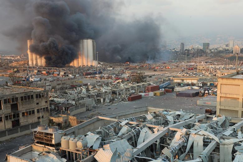 تشریح چگونگی و تبعات حادثه انفجار مهیب بیروت